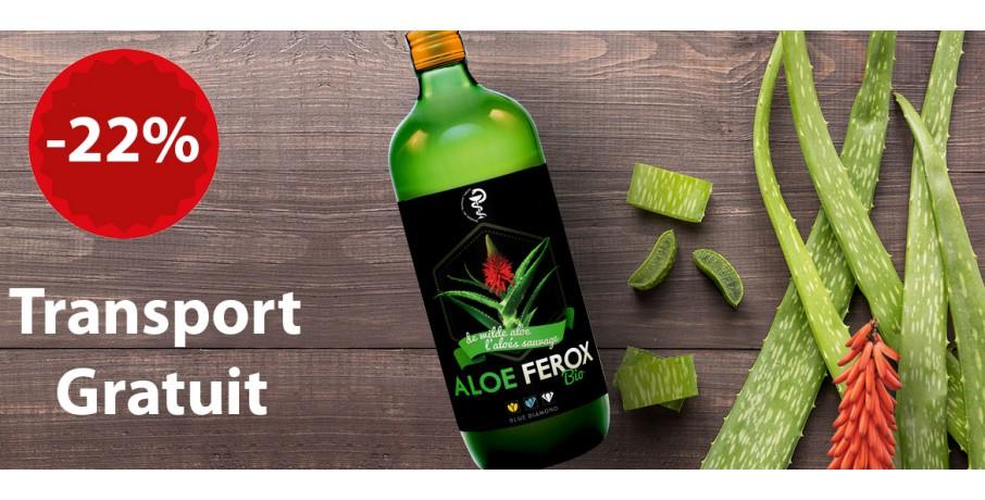 Aloe Ferox Juice Organic