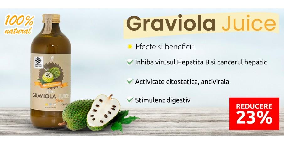 Graviola Juice