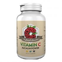 Vitamina C Alcalin Power - Vitamina C din ascorbat de calciu, maces si acerola
