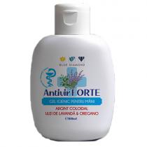 Antivir FORTE – Gel pentru igienizarea mainilor 100 ml