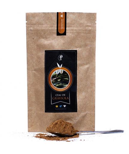CEAI DE GRAVIOLA – ceai din frunze de Graviola, Blue Diamond