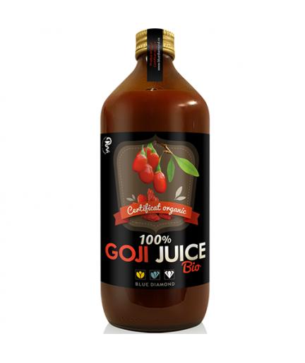 Goji Juice organic 100% pur, Blue Diamond
