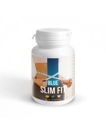 Blue Slim Fit